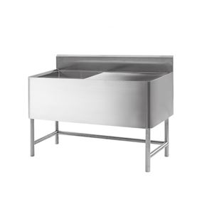 Stainless Steel Double Wash Basin Sinks
