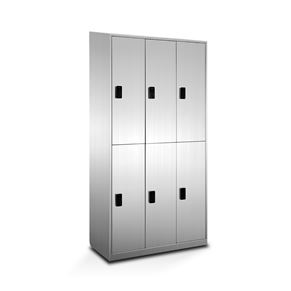 Stainless Steel Cabinet with Coded Lock